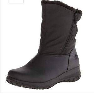 Totes Rikki Ankle High Snow Boot sz9M